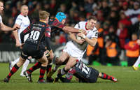 Guinness PRO12 Ulster vs Newport Gwent Dragons