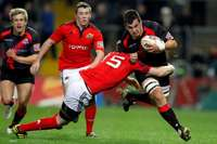 Munster v Edinburgh, 26/11/11