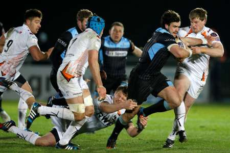 Glasgow Warriors v Ospreys, 28/03/2014
