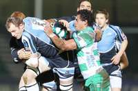 Glasgow Warriors v Treviso, 04/01/12