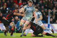 Cardiff Blues v Newport Gwent Dragons, 23/12/2011