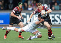 Guinness PRO12 Cardiff Blues vs Newport Gwent Dragons