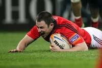Munster v Cardiff Blues, 24/02/12