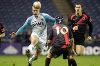 Edinburgh v Ospreys, 10/02/2012