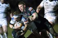 Newport Gwent Dragons v Leinster, 01/03/2013
