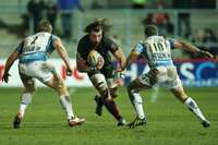 Newport Gwent Dragons v Glasgow Warriors, 15/02/2013