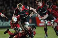 Newport-Gwent Dragons v Edinburgh, 18/02/12