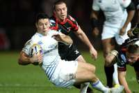 Newport Gwent Dragons v Leinster, 01/11/2013