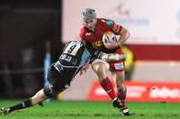 Scarlets v Glasgow Warriors, 07/01/12
