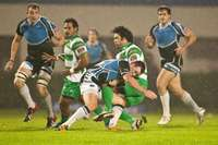 Benetton Treviso v Glasgow Warriors, 27/10/12