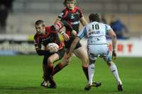 Newport Gwent Dragons v Glasgow Warriors, 04/12/11