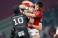 Munster v Ospreys, 02/03/2013