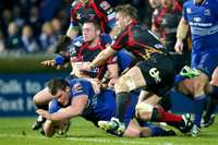 Leinster v Newport Gwent Dragons, 14/02/14