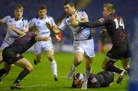 Edinburgh v Leinster, 04/01/13