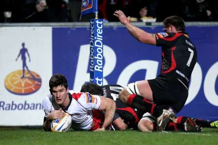 Ulster v Newport Gwent Dragons, 11/02/2012