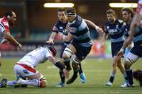 Cardiff Blues v Ulster, 29/03/2014