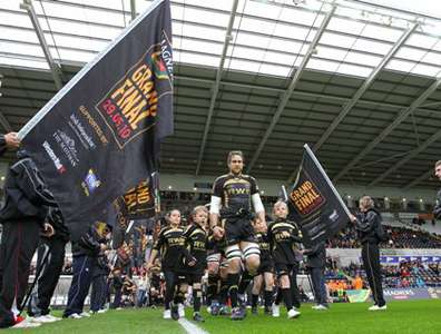 Play-Off semi final: Ospreys vs Warriors