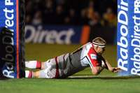 Newport Gwent Dragons v Ulster, 26/10/2012