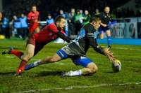 Glasgow v Edinburgh 21/12/12