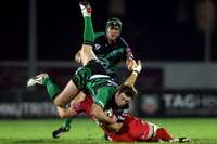 Connacht v Edinburgh, 01/12/2012