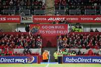 Munster v Connacht, 26/12/2011