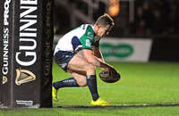 Guinness PRO12 Newport Gwent Dragons vs Connacht