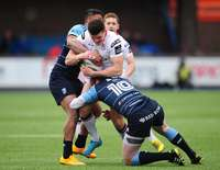 Guinness PRO12 Cardiff Blues vs Ulster