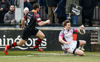 Guinness PRO12 Newport Gwent Dragons vs Ospreys