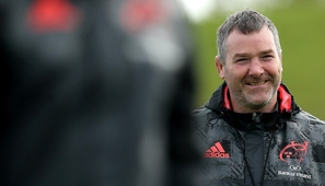 Gerald Davies pays tribute to Anthony Foley