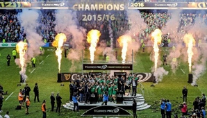 Connacht open up against Glasgow as PRO12 introduces 6 'Big Weekends'