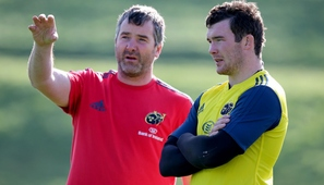 O'Mahony pays tribute to Foley