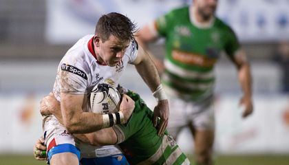 Ulster team named to face Ospreys