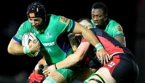 Muldoon and Connacht ready for European challenge