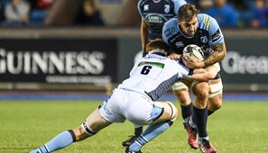 Turnbull hoping Europe brings best out of Cardiff Blues