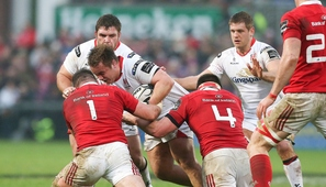 Preview: Ulster Rugby v Munster Rugby