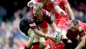 Lewis Evans appointed Newport Gwent Dragons Captain