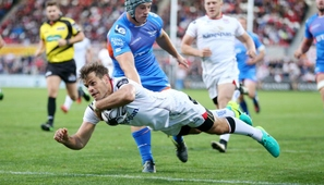 Ludik agrees to extend stay at 'homely' Ulster