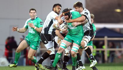 Zebre Rugby v Connacht Rugby