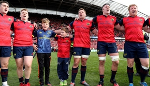 Munster pay fitting tribute to Foley at Thomond Park