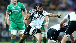 Zebre team to face Cardiff Blues