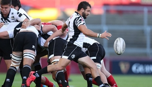 Five changes for Zebre against Glasgow Warriors