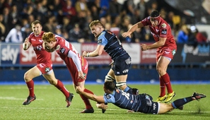 Patchell not getting carried away despite Scarlets winning run