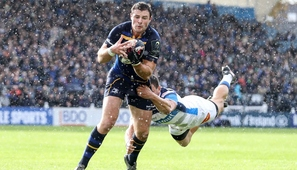 Henshaw looking to make his mark at Leinster