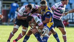 Cardiff Blues stay perfect after edging past Zebre