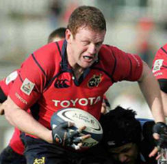 Munster's Stephen Keogh